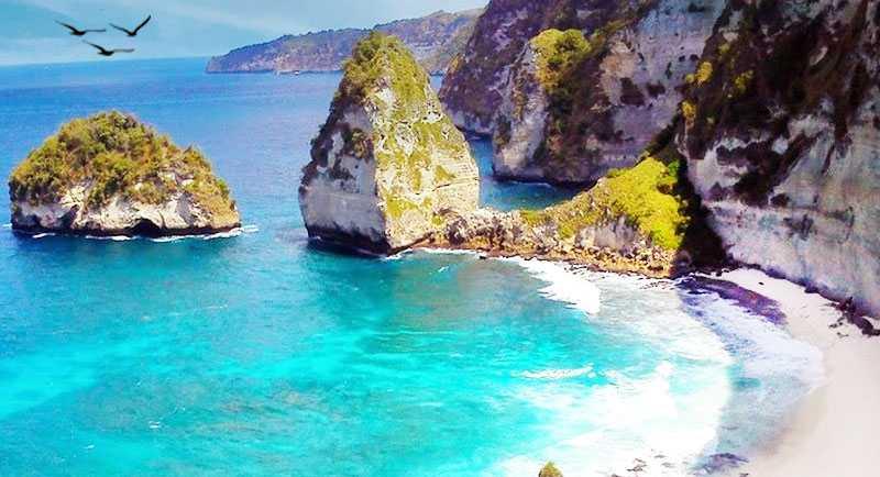Pantai Atuh Klungkung Bali