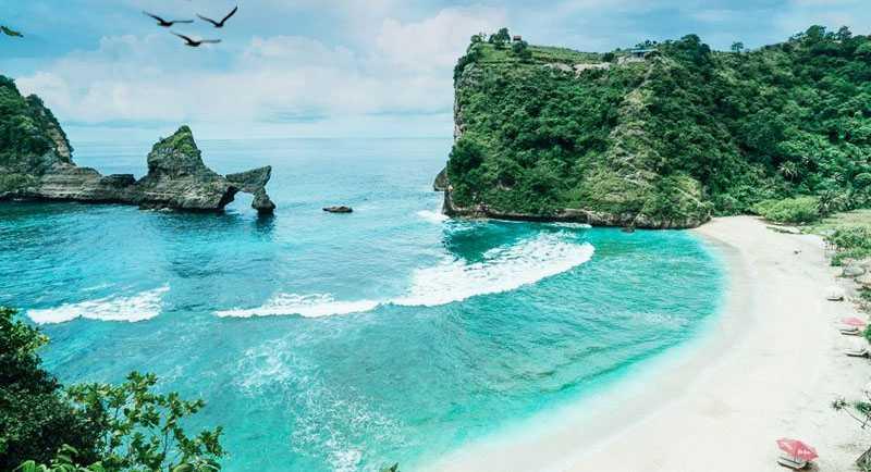 Pantai Atuh Klungkung