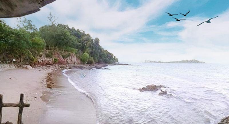 Pantai Cakang Barelang Batam