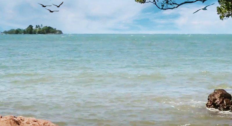 Pantai Cakang Yang Indah