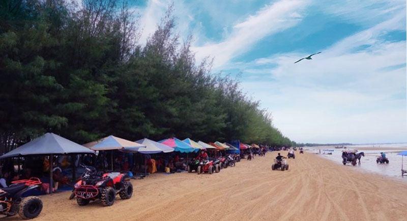 Pantai Caruban Rembang