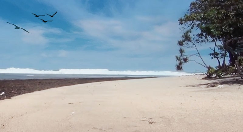 Pantai Cipatujah Sindangkerta