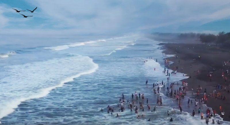Pantai Genjik Purworejo