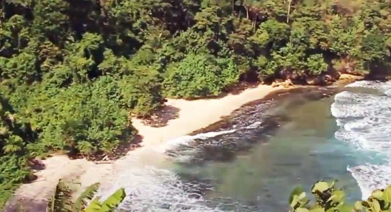 Pantai Godeg Tanggunggunung