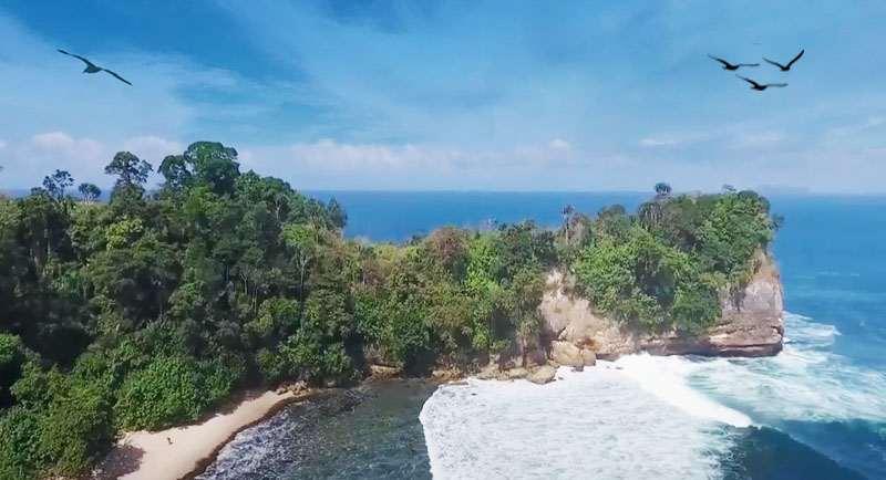 Pantai Godeg Tulungagung