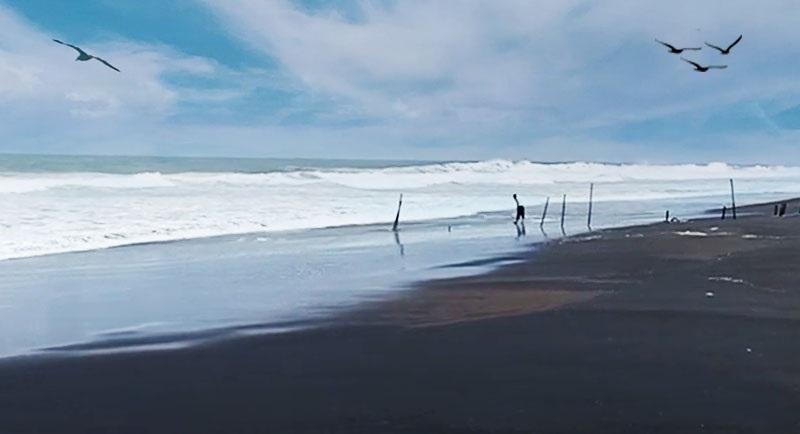 Pantai Jetis Purworejo Yang Indah
