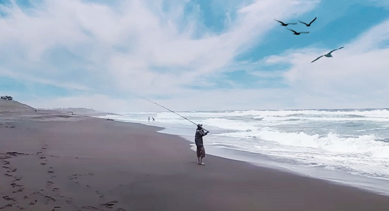 Pantai Ketawang Purworejo Jawa Tengah