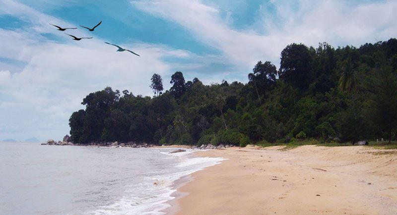 Pantai Kura Kura Pontianak