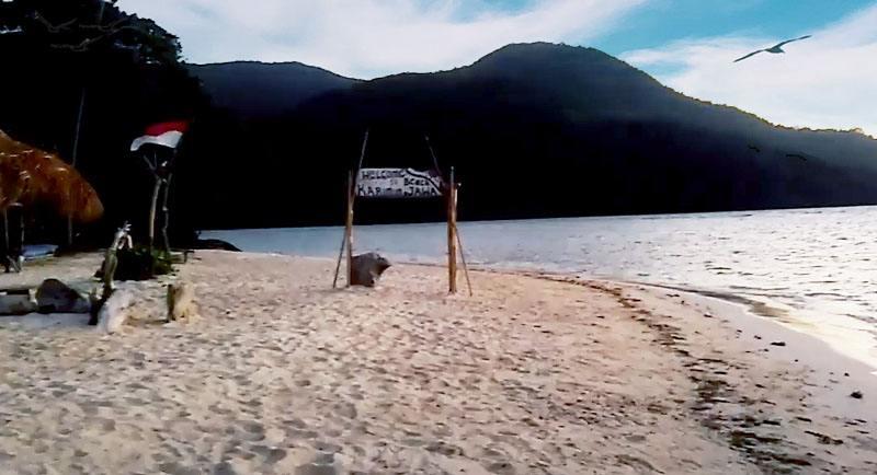 Pantai Legon Lele Yang Indah