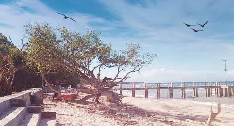 Pantai Londa Lima Sumba