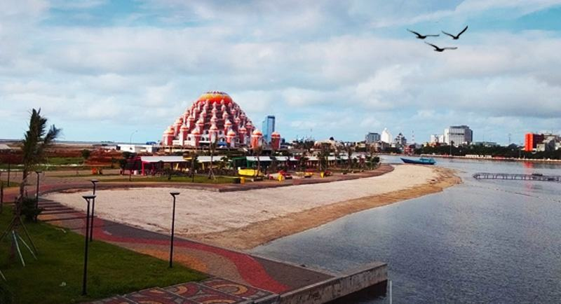 Pantai Losari Kota Makassar