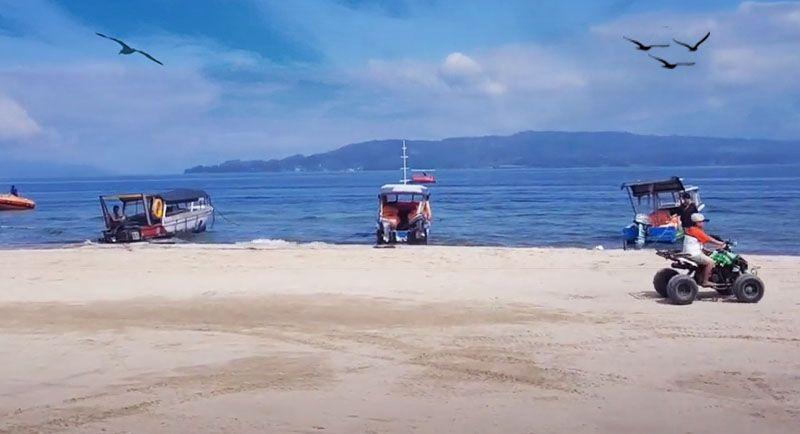 Pantai Lumban Bulbul Balige