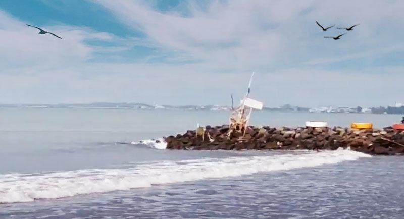 Pantai Muarareja Tegal
