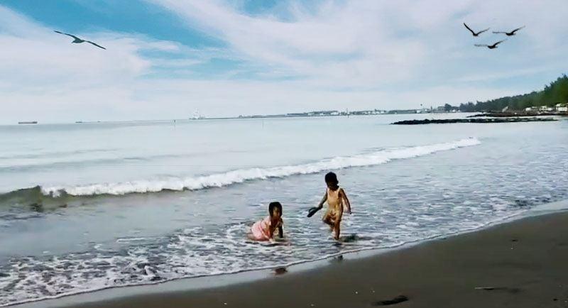 Pantai Muarareja Kota Tegal
