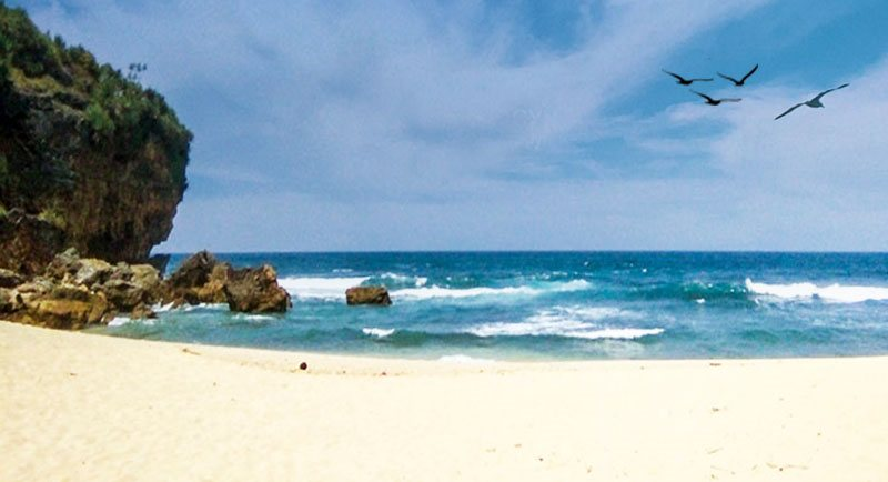 Pantai Ngeden Gunungkidul
