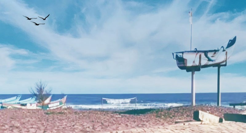 Pantai Pagak Ngombol Purworejo