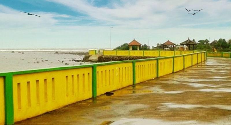 Pantai Pungkruk Mlonggo Jepara