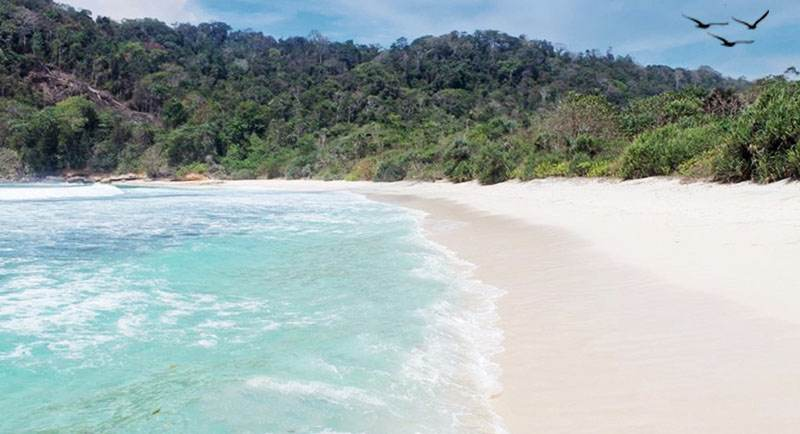 Pantai Sanggar Tulungagung Jawa Timur