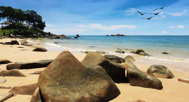 Pantai Tanjung Batu Sambas