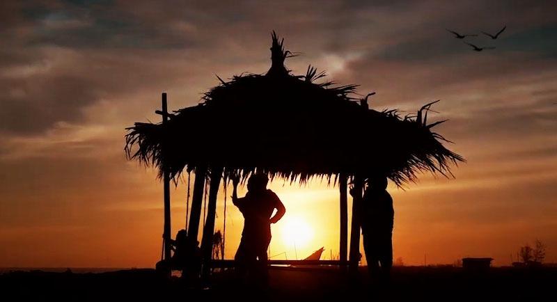 Sunset Di Pantai Pagak Ngombol