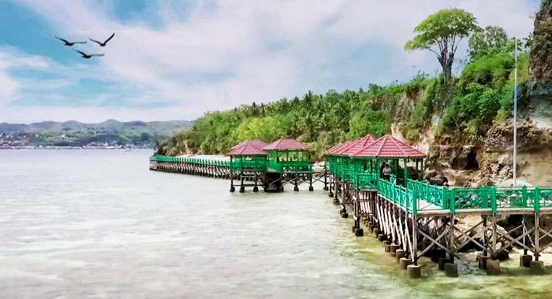 Pantai Dato Htm Rute Foto Ulasan Pengunjung