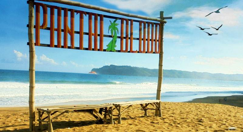 Wisata Pantai Dlodo