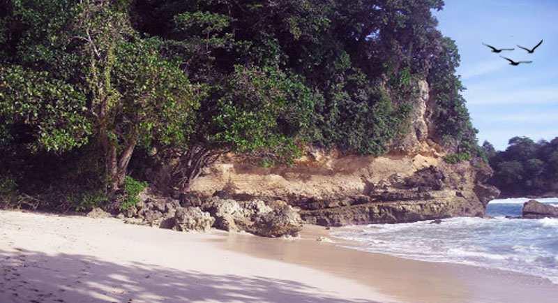 Wisata Pantai Godeg Tulungagung