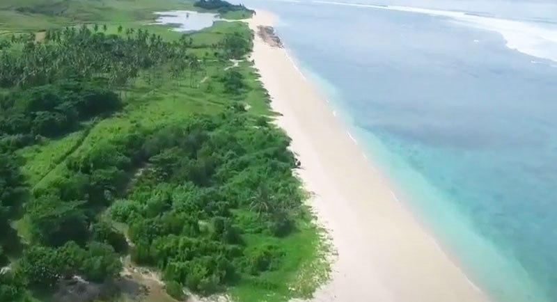 Wisata Pantai Marosi