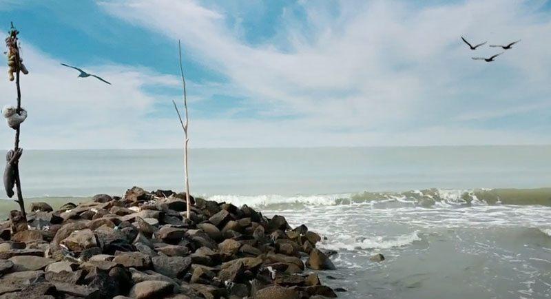 Wisata Pantai Muarareja Indah Tegal
