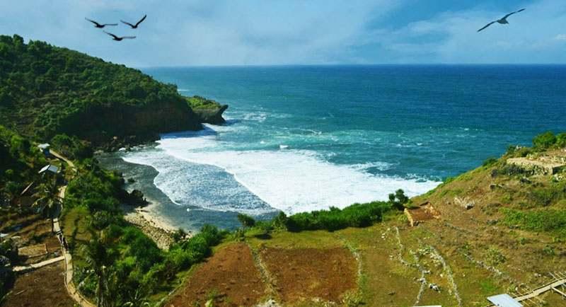 Wisata Pantai Ngeden