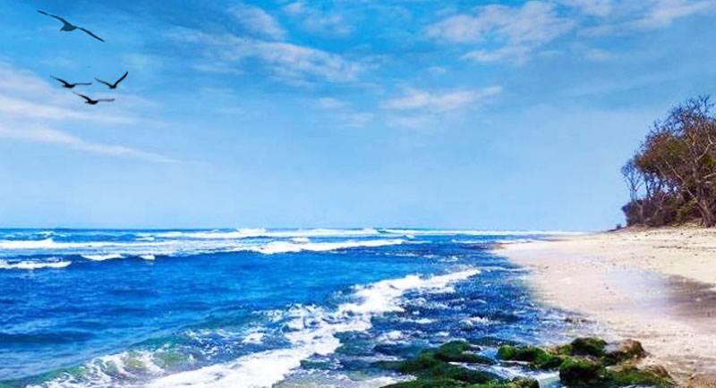 Wisata Pantai Sindangkerta