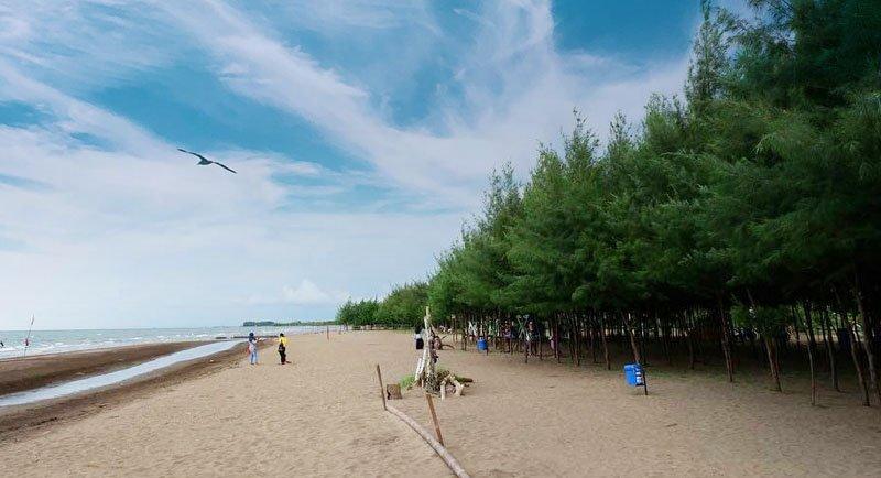 Wisata Pantai Wonokerto