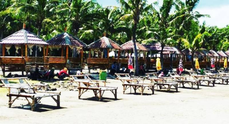 Fastilitas Pantai Akkarena