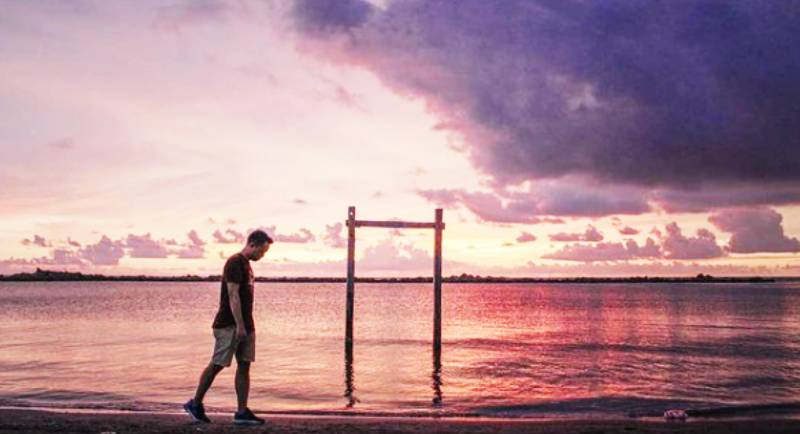 Lokasi Pantai Akkarena