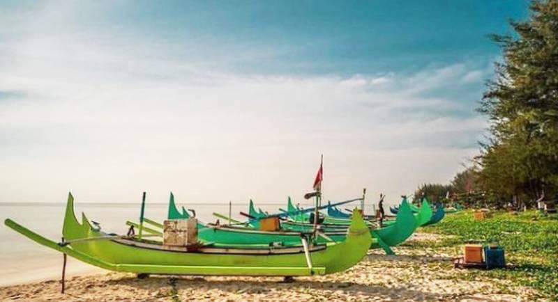 Objek Wisata Pantai Serdang