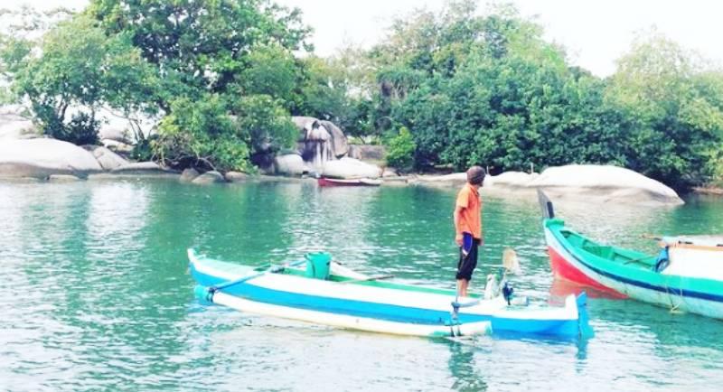 Pantai Batu Banyak Bangka Belitung