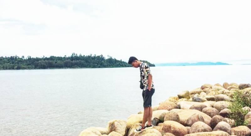 Pantai Bosur Sumatera Utara