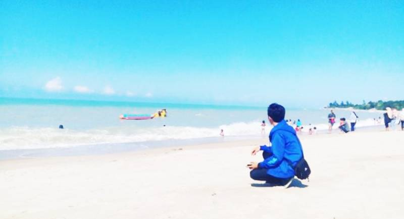 Pantai Tikus Belitung