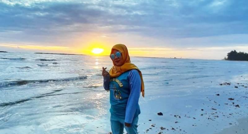 Rute Pantai Pasir Padi