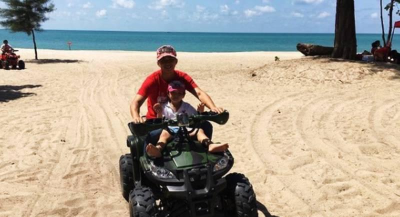 Rute Pantai Tikus