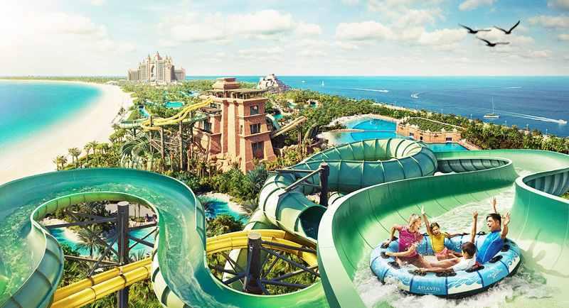 Atlantis Water Adventure Pantai Ancol