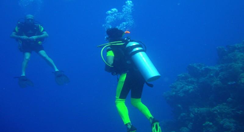 Diving Di Pantai Nirwana Bau Bau
