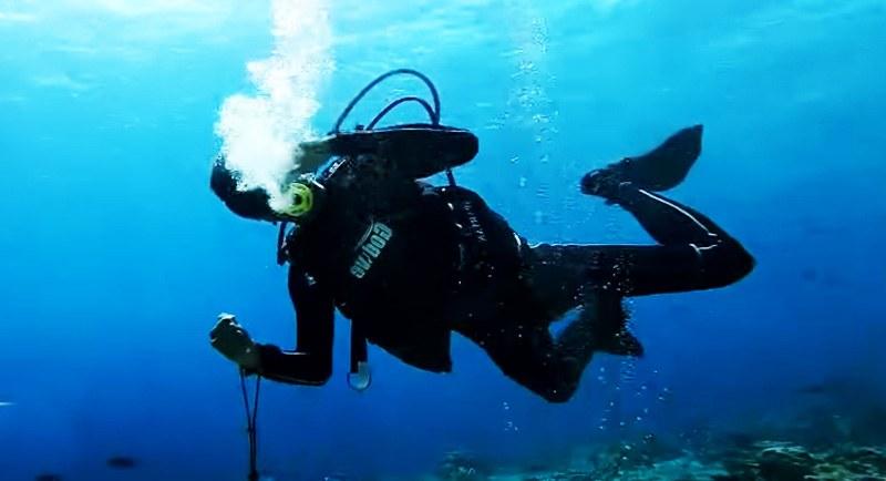 Diving Di Pantai Tanjung Bira