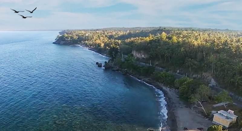 Obyek Wisata Pantai Anoi Itam