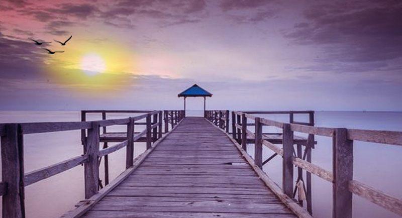 Pantai Auri Sepinggan Balikpapan
