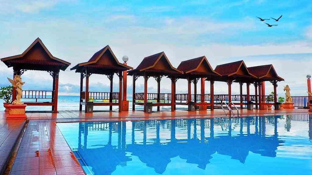 Pantai Bintang Galesong Takalar