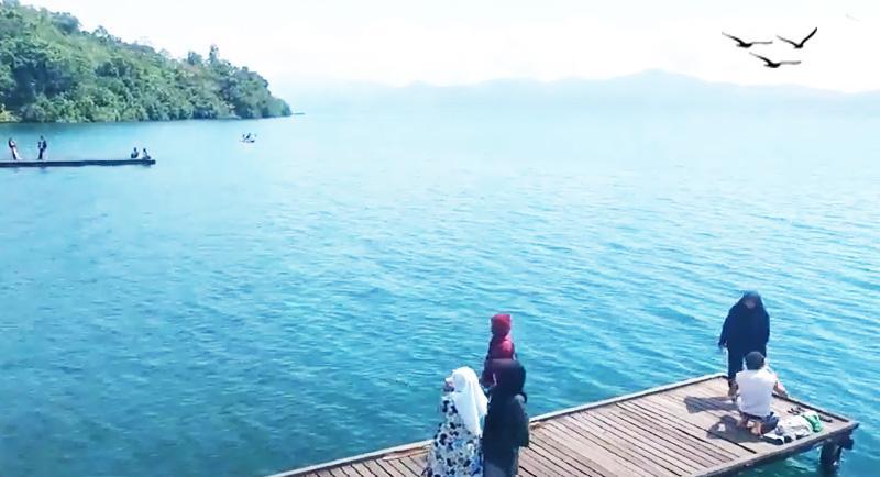 Pantai Ide Sorowako Sulawesi Selatan