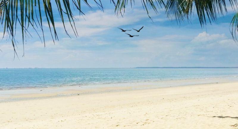 Pantai Kemala Balikpapan