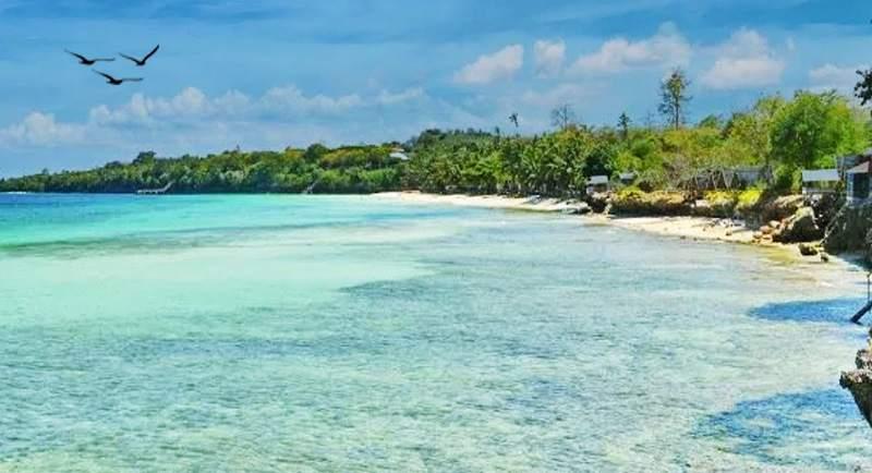 Pantai Lakeba Baubau