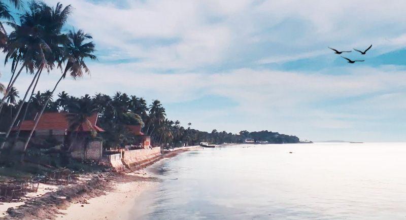 Pantai Lakeba Betoambari Baubau